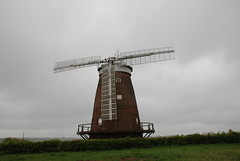 Thaxted Windmill Sail Damage