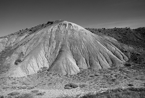railroad bw terrain abandoned landscape utah mud grade erosion clay abandonment 1000 lightroom topography thompsonsprings frontageroad ut2009oct