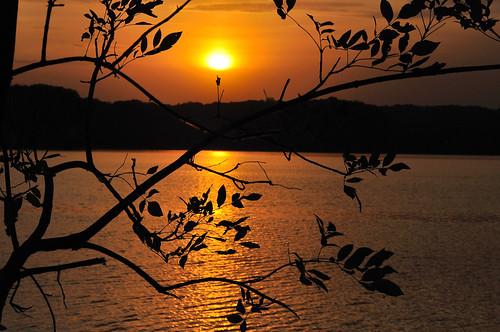 sunset hiking missouri ozarks lakewappapello scenicsnotjustlandscapes