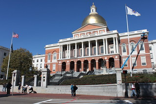 Massachusetts State House</a>
