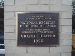 Grand Theater, Wheaton
