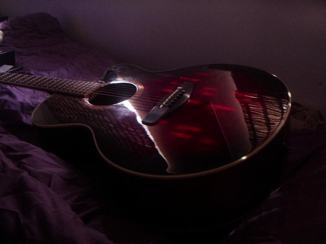 Yamaha Guitar Compass Cpx  Yn