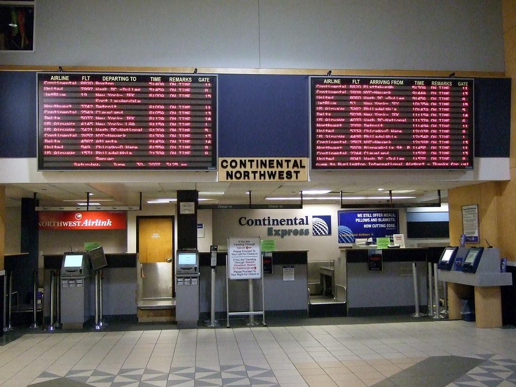 Hotels Near Burlington International Airport