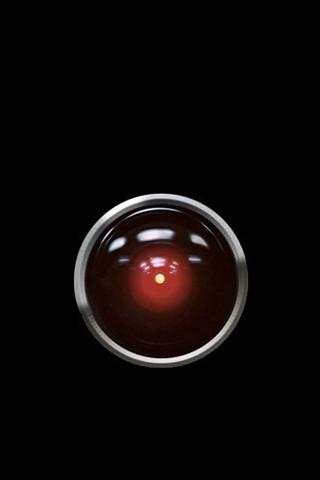 hal 9000 iphone wallpaper flickr photo sharing