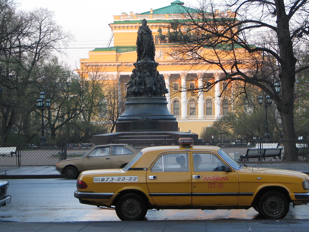 St. Petersburg Taxi