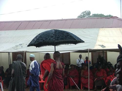 funeral ghana kumasi asantehene ashantiregion