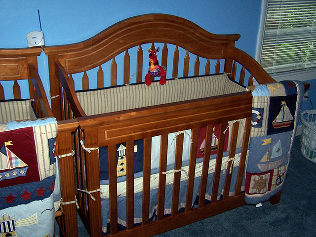 Sizes Of Cribs Vs Todler Bed