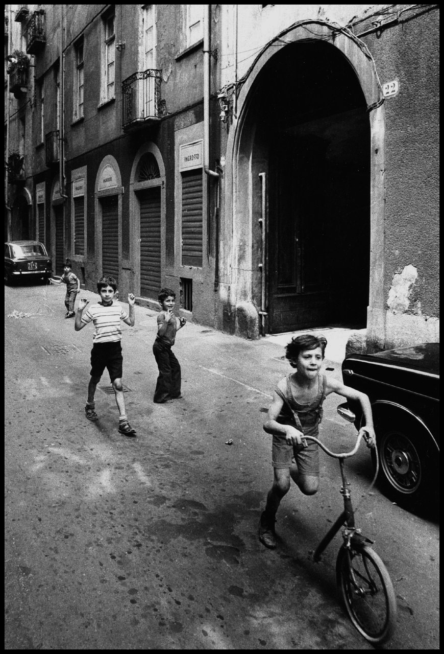 Agosto in città - The Decisive Moment in Photography