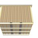 Exterior Secure Storage Rendering