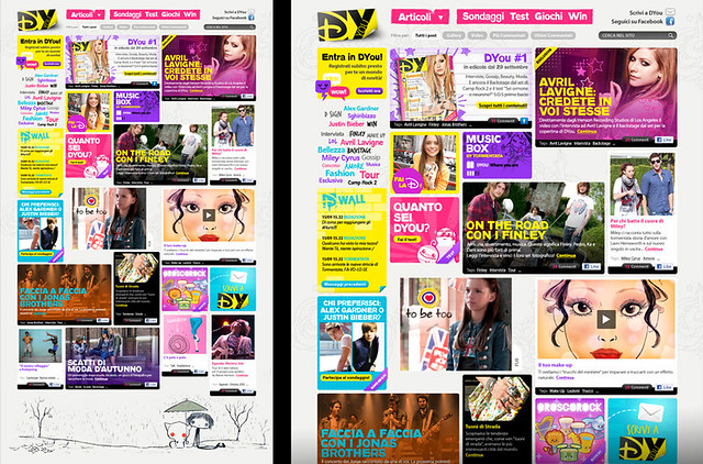 dyou website disney. DYou is Disney's new teen magazine, available both on ...