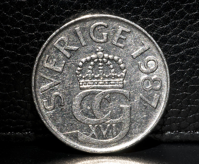 Swedish Kronor Coin | Flickr - Photo Sharing!