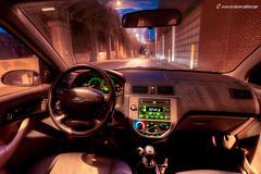 Ford Focus Interior and the 12th Street Bridge