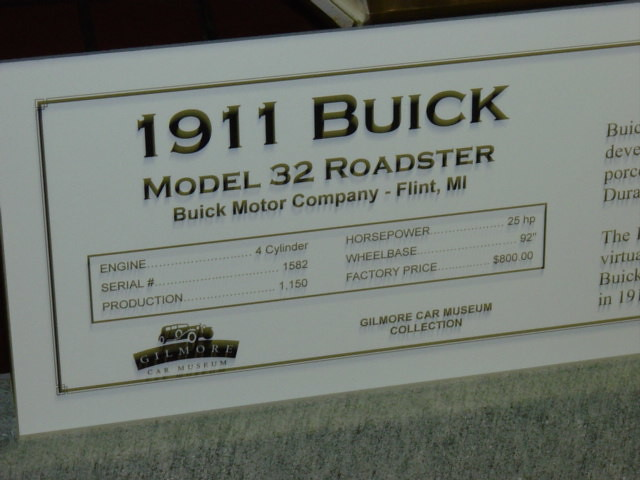 1911 Buick Model 32 Roadster | Flickr - Photo Sharing!