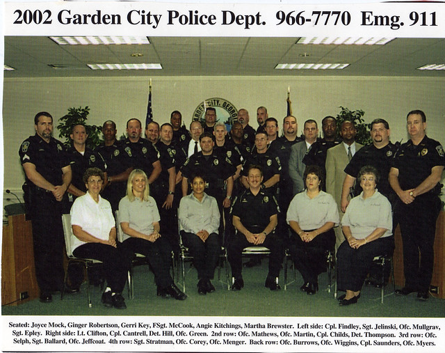 2002 Garden City Police Department Flickr Photo Sharing