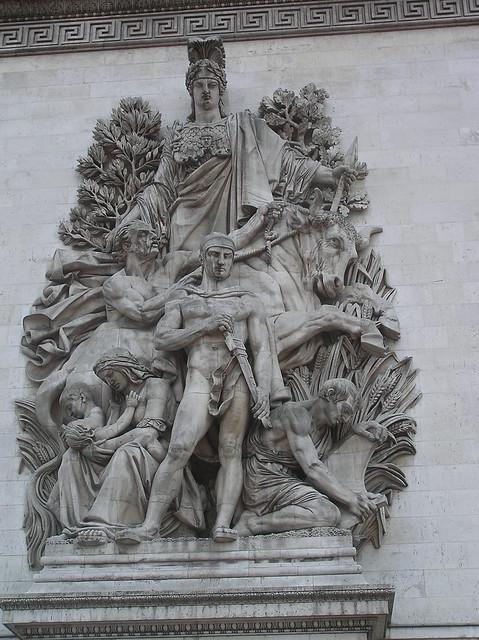 In Arc De Triomphe
