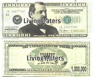 Million Dollar Bill – Grover Cleveland