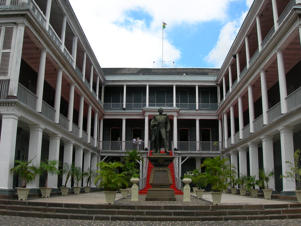 Prime Minister's Office in Mauritius