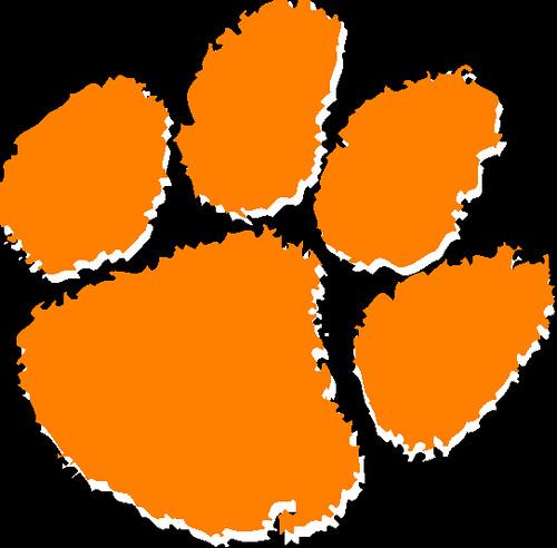 Tiger Paw Logo Tiger Paw Logo Red Tiger Paw