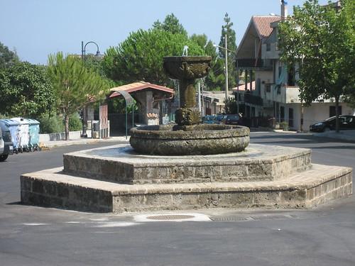 Fontana Camini -RC