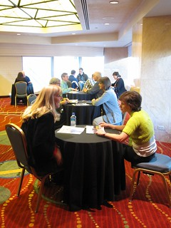 Publication Speed Dating