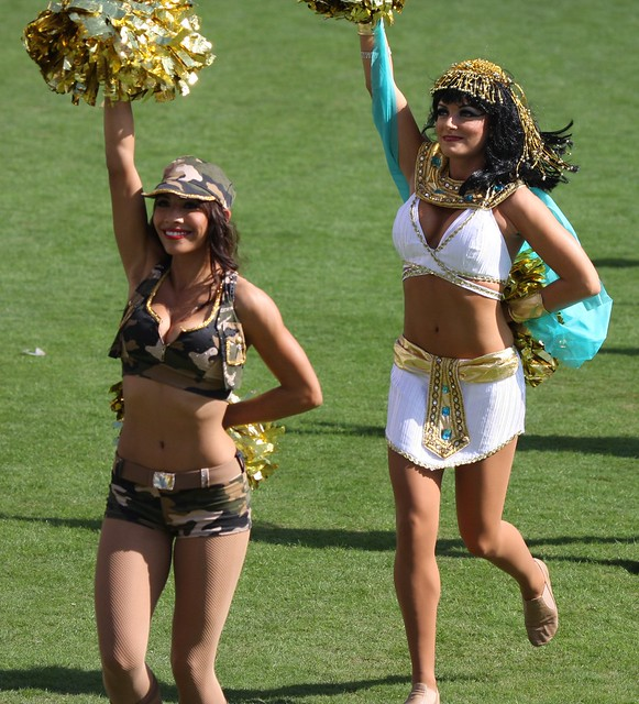 Army Charger Girl And Cleopatra Flickr Photo Sharing
