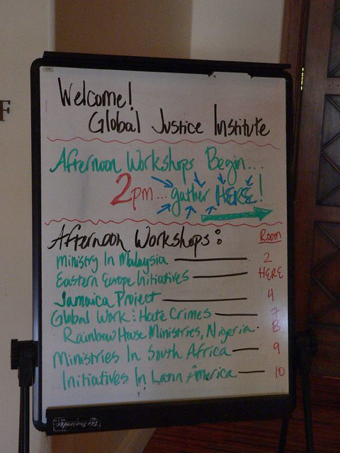 Global Social Justice Workshop from Flickr via Wylio