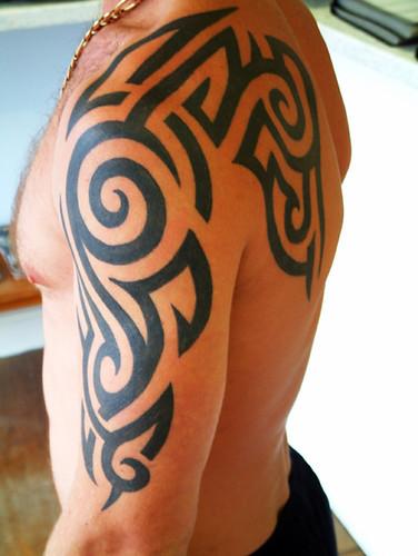 tribal custom11 Tattoo