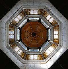 Abbey Mills roof lantern