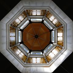 Abbey Mills roof lantern