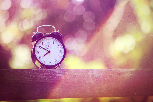 I'd Rather Pretend I'll Still Be There At The End - Beautiful Bokeh Photography