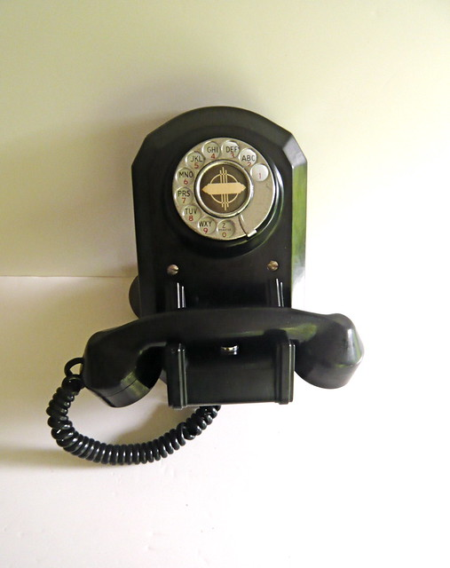 Automatic Electric Telephones