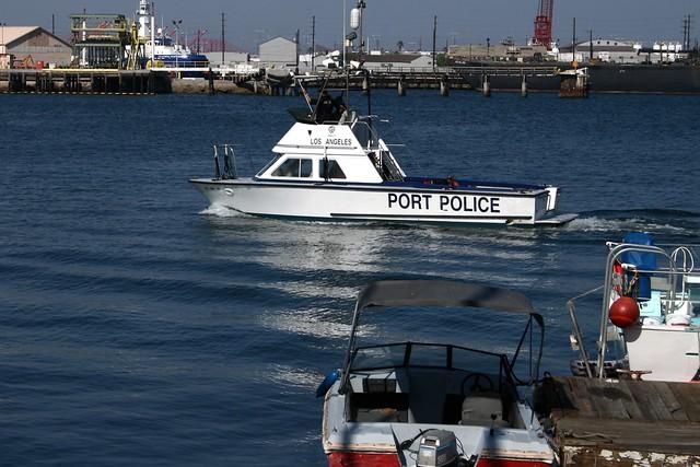 Los angeles port police san pedro port of los angeles for La port police