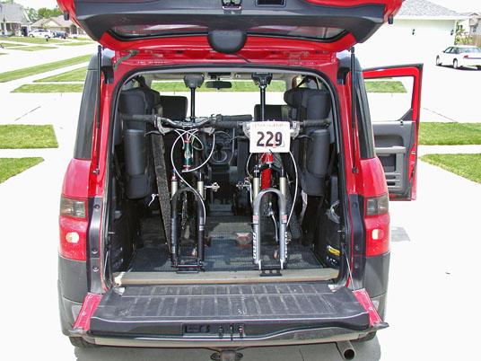 Internal Bike Rack Guy Need Your Help Second Generation Nissan Xterra Forums 2005