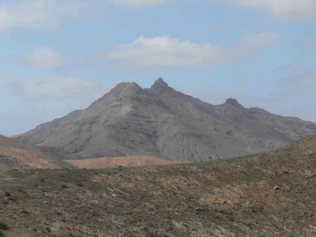 Fuerteventura, inland
