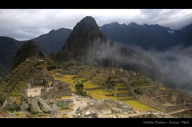 Old Inca wonder