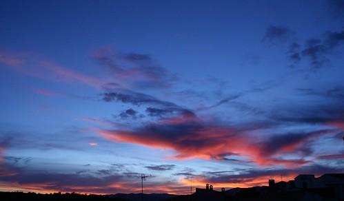 Atardecer / Sunset