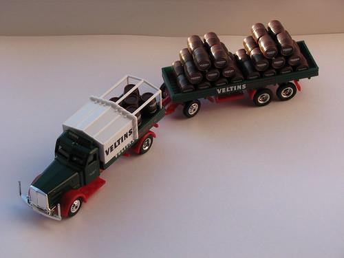 Veltins-Minitruck