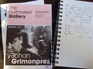 Johan Grimonprez at the Fruitmarket Gallery, Edinburgh
