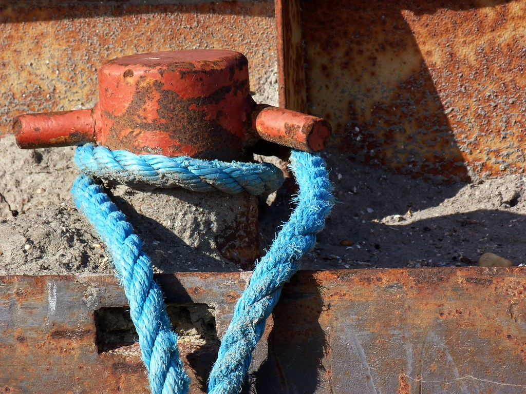 Rope and rust