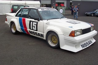 1984 Nissan Bluebird Turbo - 1984 James Hardie 1000