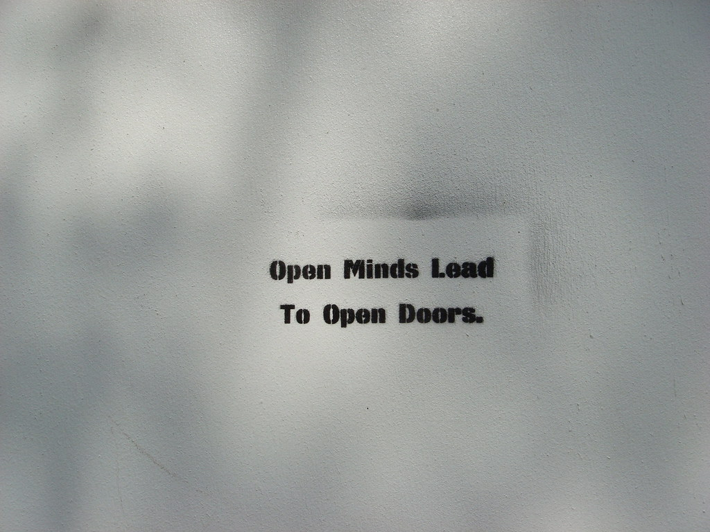 Open Doors / Open Minds