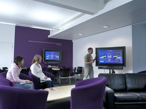 Teaching Room, University of Gloucestershire