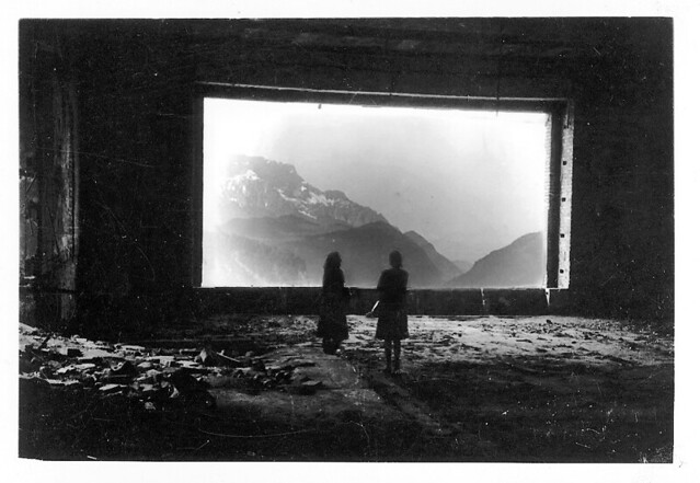 Berghof great room window flickr photo sharing for Picture window