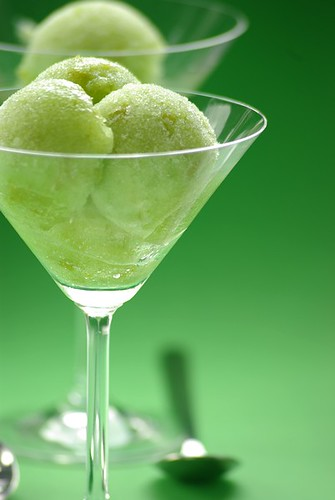 Green Apple Sorbet (4/4) | Flickr - Photo Sharing!