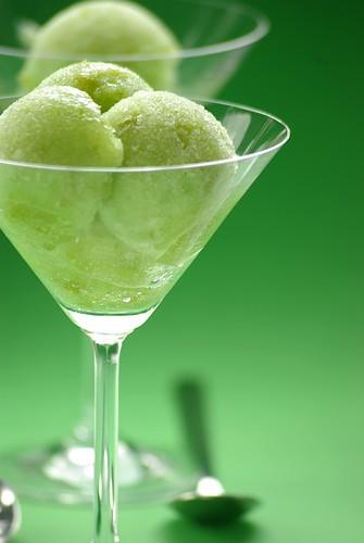 Green Apple Sorbet (4/4) | Flickr - Photo Sharing!