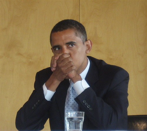 Breakfast with Barack