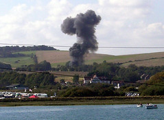 Shoreham Hurricane crash