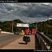 Crossing the bridge to Nicaragua (2)