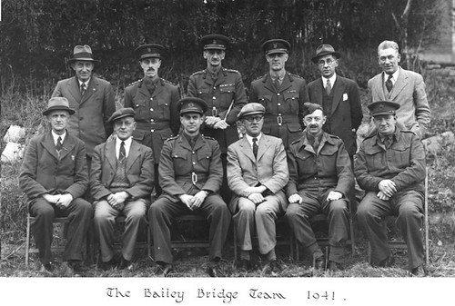 5113900739 a0fb9561f4 UK Military Bridging   Equipment (The Bailey Bridge)