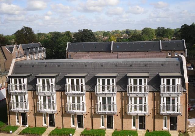 Mansard Flat Roof 1 | Flickr - Photo Sharing!